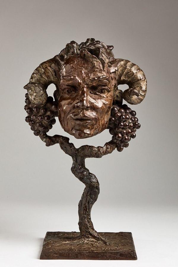Kasper sculpteur _Bacchus