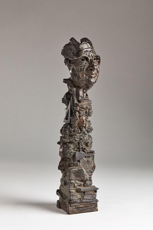 Kasper sculpteur _Edgard Faure_ bronze