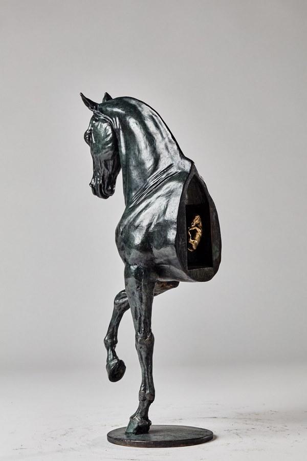 Kasper sculpteur _Epona_ bronze numéroté 1_1 (Copier)
