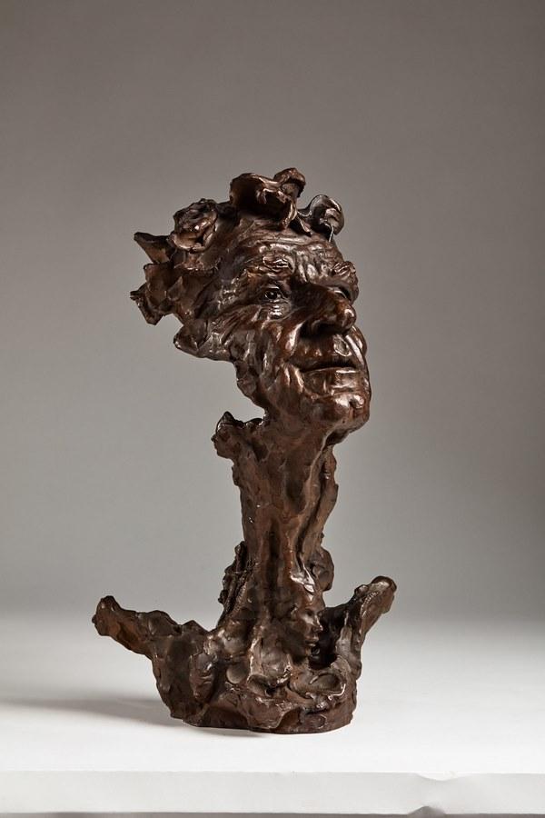 Kasper sculpteur _Sagesse_ bronze